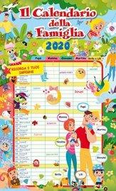 Il Calendario della Famiglia 2017