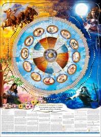 Calendario Ritmi di Luna 2017 Andrea Trevisan