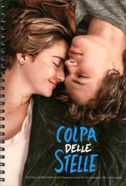 Colpa delle Stelle - Notebook a Quadretti - Rizzoli