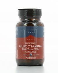 Complesso di Glucosamina Boswella e Msm
