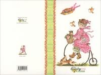 Countrycard - Moon Nonna In Bici