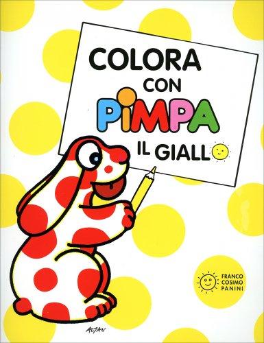 Colora con pimpa il giallo for Pimpa da stampare