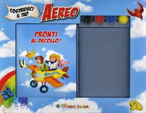Costruisci il tuo aereo di touring junior for Costruisci il tuo simulatore di casa