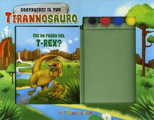 Costruisci il tuo tirannosauro di touring junior for Costruisci il tuo simulatore di casa