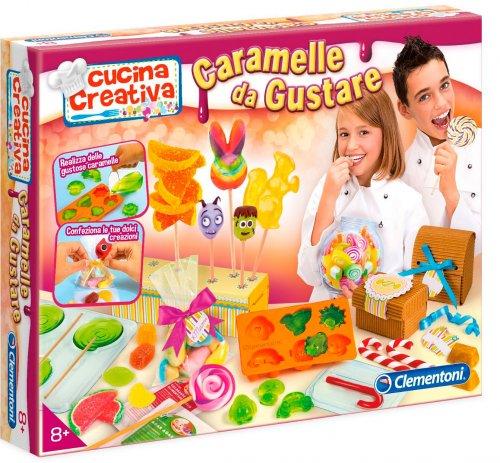 Cucina creativa caramelle da gustare for Cucina creativa