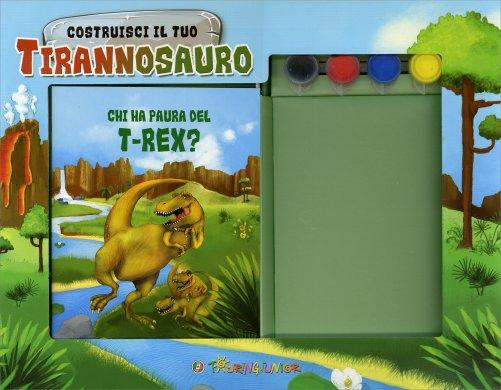 Costruisci il tuo tirannosauro di touring junior for Costruisci il tuo bungalow