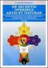 De Secretis Operibus Artis et Naturae