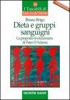 Dieta e Gruppi Sanguigni Bruno Brigo
