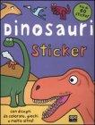 Dinosauri Sticker