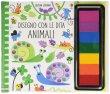 Disegno con le Dita - Animali Erica Harrison Fiona Watt