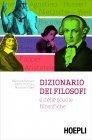 Dizionario dei Filosofi e delle Scuole Filosofiche (eBook) Maurizio Pancaldi, Mario Trombino, Maurizio Villani
