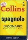 Dizionario Spagnolo Collins Boroli Edizioni