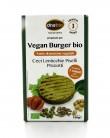 Vegan Burger Bio - Ceci, Lenticchie Piselli e Curcuma