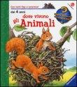 Dove Vivono gli Animali Anne M�ller