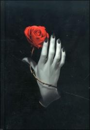 Diario Gotica - Rose Hand - Lo Scarabeo