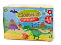Set di Timbri - Dinosauri