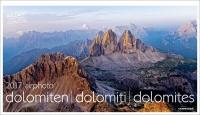 Calendario Dolomiti 2017 - Airphoto