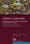 E-Patient e Social Media Walter Ricciardi Letizia Affinito