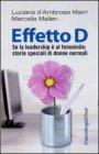 Effetto D (eBook) Luciana d'Ambrosio Marri, Marcella Mallen