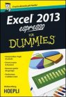 Excel 2013 Espresso for Dummies Wallace Wang