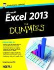 Excel 2013 for Dummies (eBook) Greg Harvey