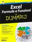 Excel: Formule e Funzioni for Dummies Ken Bluttman