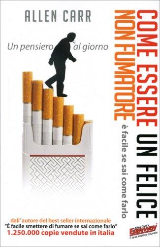 Allan Carrhae il libro un modo facile di smettere di fumare