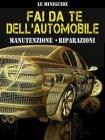Fai da Te dell'Automobile eBook Francesco Poggi