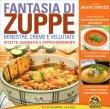 Fantasia di Zuppe - Libro di Silvia Strozzi