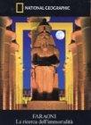 Faraoni - La Ricerca dell'Immortalità - Documentario in DVD