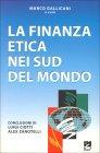 La Finanza Etica nei Sud del Mondo