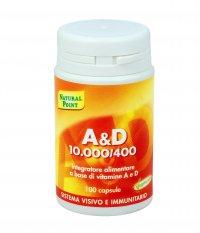 A & D 10000/400 - Vitamine