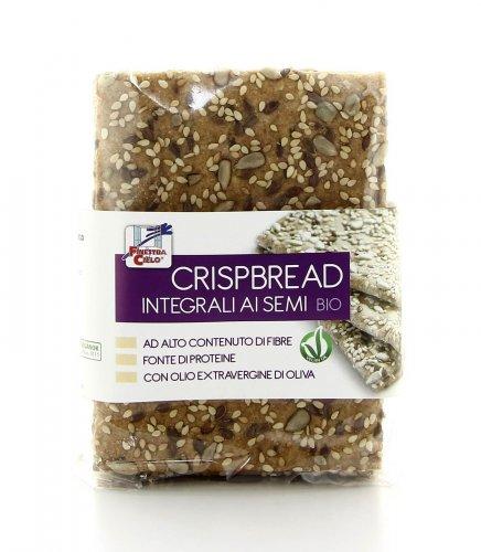 Crispbread integrali semi bio la finestra sul cielo - La finestra sul cielo interiore ...
