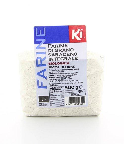 dolci con farina grano saraceno