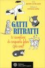 Gatti Ritratti - Libro di  Davide Castellazzi