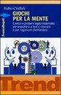 Giochi per la Mente (eBook) Fabio Ciuffoli