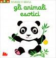 Scorri e Gioca - Gli Animali Esotici Nathalie Choux
