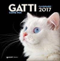 Gatti Come Noi - Calendario 2017