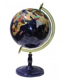 Globo Mappamondo Energizzante Lapis - 22 Cm
