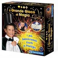 Il Grande Gioco della Magia Clementoni