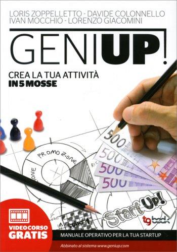 Geniup crea la tua attivit in cinque mosse libro di - Crea la tua cameretta online ...