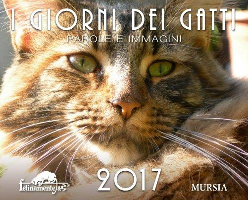 Calendario da tavolo 2017 i giorni dei gatti - Calendario da tavolo 2017 ...