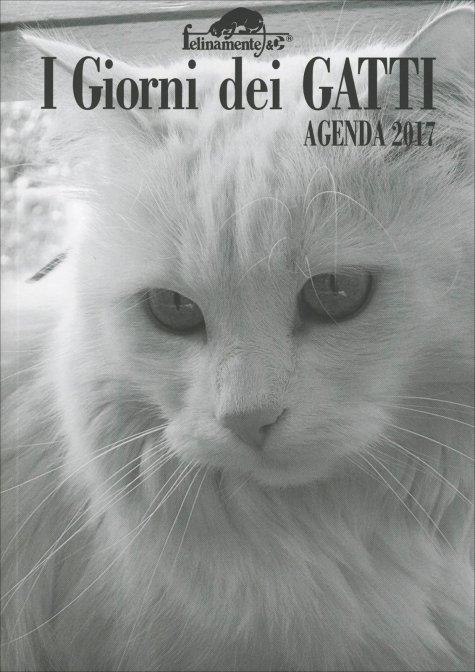 I giorni dei gatti agenda 2017 mursia edizioni - Agenda da tavolo 2017 ...