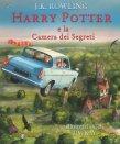 Harry Potter e la Camera dei Segreti - Illustrato a Colori