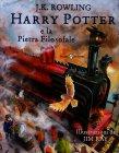 Harry Potter e la Pietra Filosofale - Illustrato a Colori