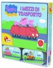 Libro i Mezzi di Trasporto Peppa Pig - 3 Anni Lisciani Giochi