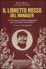 Il Libretto Rosso del Manager Renzo Marin, Piero De Micheli