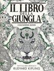 Colouring Book - Il Libro della Giungla Rudyard Kipling