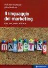 Il Linguaggio del Marketing Malcolm McDonald e Mike Meldrum
