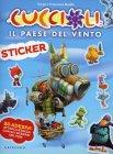 Cuccioli - Il Paese del Vento - Sticker Sergio e Francesco Manfio